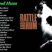 Album Rattle and hum